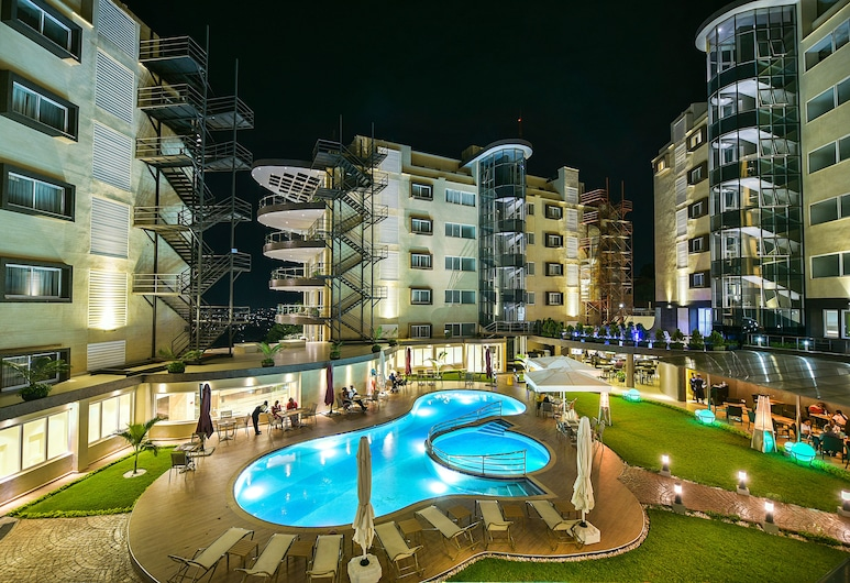 Protea Hotel by Marriott Kampala Skyz, Kampala, Uitzicht vanaf hotel