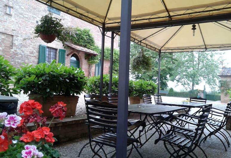 Agriturismo il Poggiarello, Siena, Appartamento, 2 camere da letto, patio, Terrazza/Patio