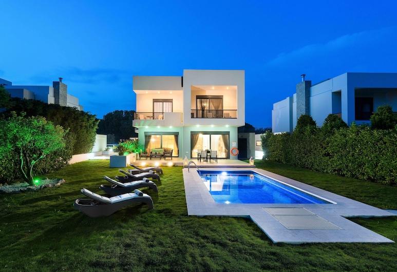 Villa Elena, Rhodes, Outdoor Pool