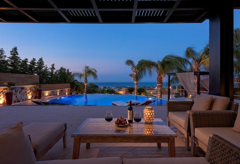 Quinn Hill Luxury Villa, Rhodes, Guest Room