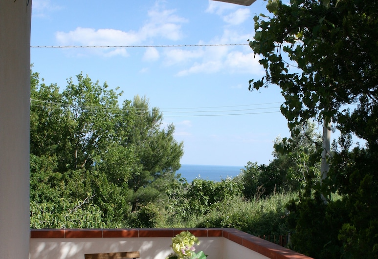 Pioppi House, Pollica, Studio, Sea View (Melpe), Balcony