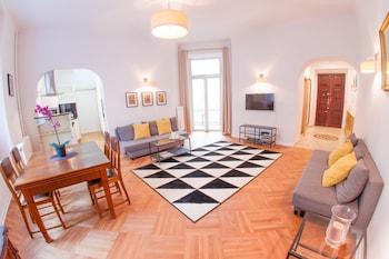 Bilde av Kopernika Apartament City Centre i Warszawa