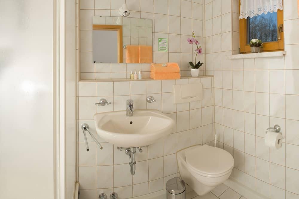 經典單人房 - 浴室