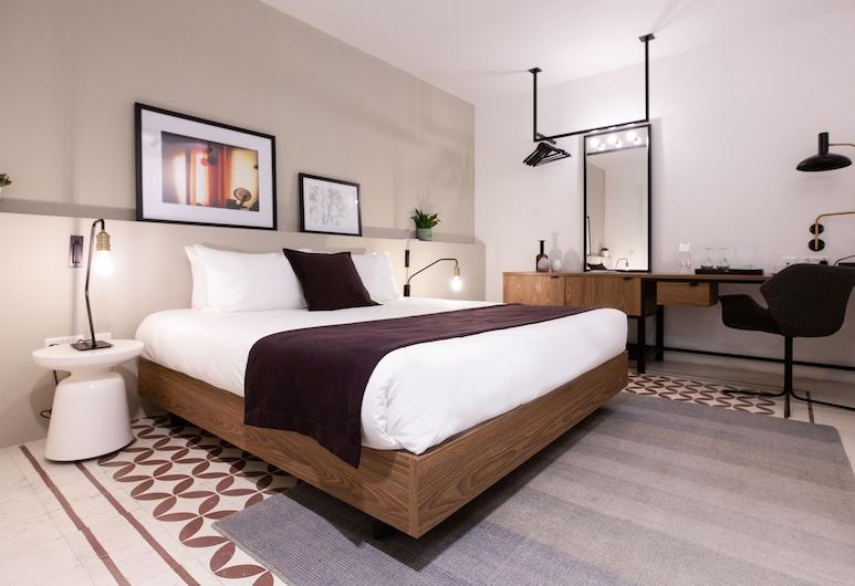 Merchant Suites, Валлетта, Двухместный номер «Делюкс» с 1 двуспальной кроватью, Номер