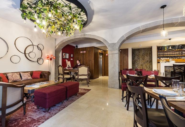 Lisbon Wine Hotel, Lissabon, Lounge i lobby