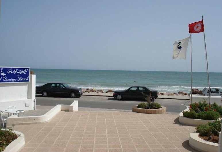 Hotel Flamingo Beach, Midoun, Strand
