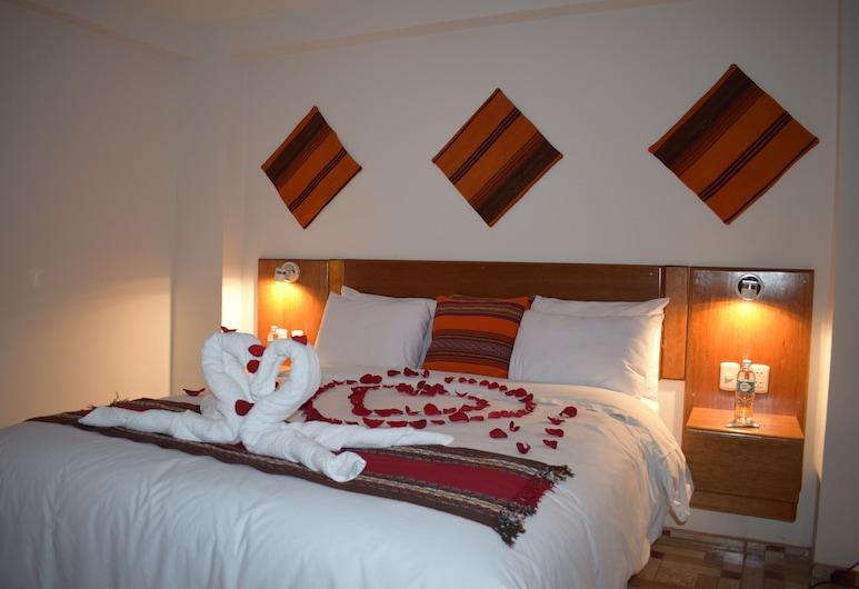 Mantu Boutique, Machu Picchu, Chambre Supérieure, 1 grand lit, Chambre