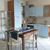 Apartamento familiar, terraza - Zona de estar