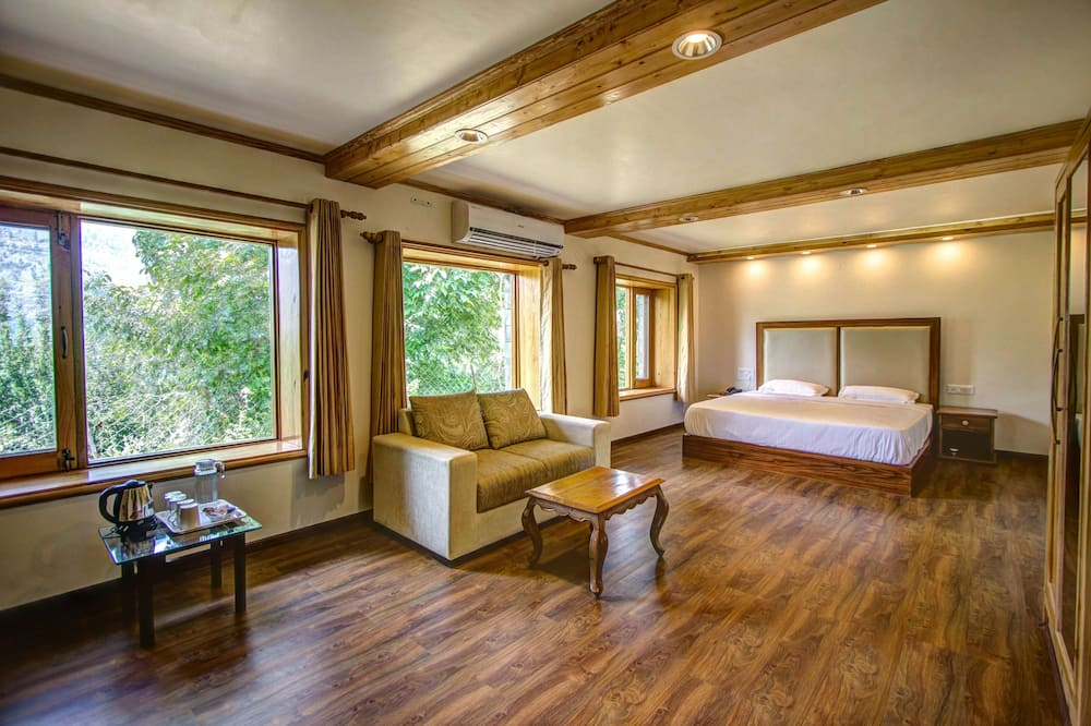 Suite, Garden View - Guest Room