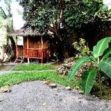 Kotedža (Bamboo Hut) - Balkons