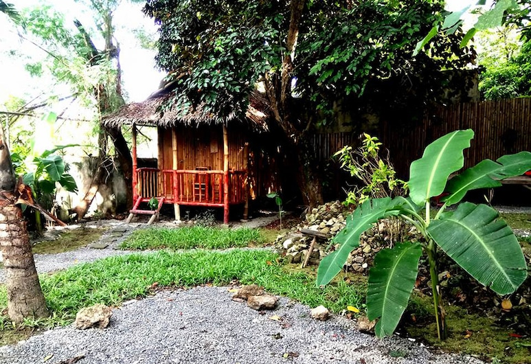 BugoyBikers Hostel, Cebu, Bamboo Hut, Balcony