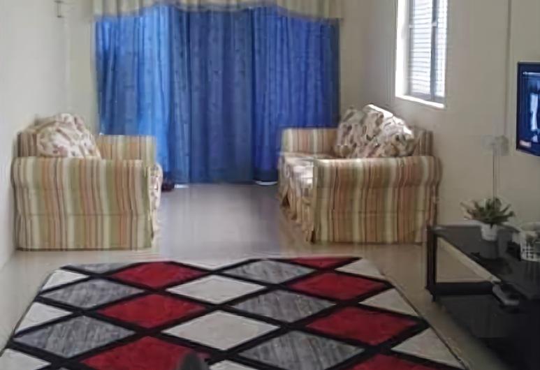 H&I Homestay, Kampar, Standardní domek, 3 ložnice, rohový pokoj, Obývací prostor