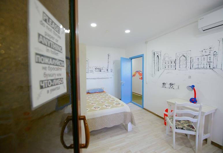 托普禪飯店, 塔什干, 家庭四人房, 私人浴室, 客房