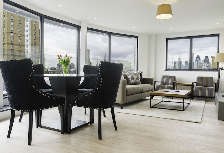 Stay Inn Apartments City Aldgate, London