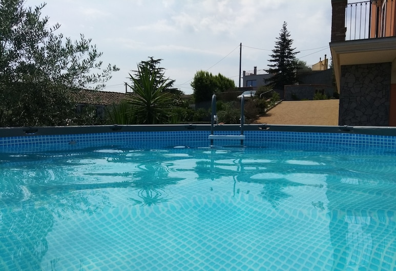 Villa Feluchia, Acireale, Alberca al aire libre