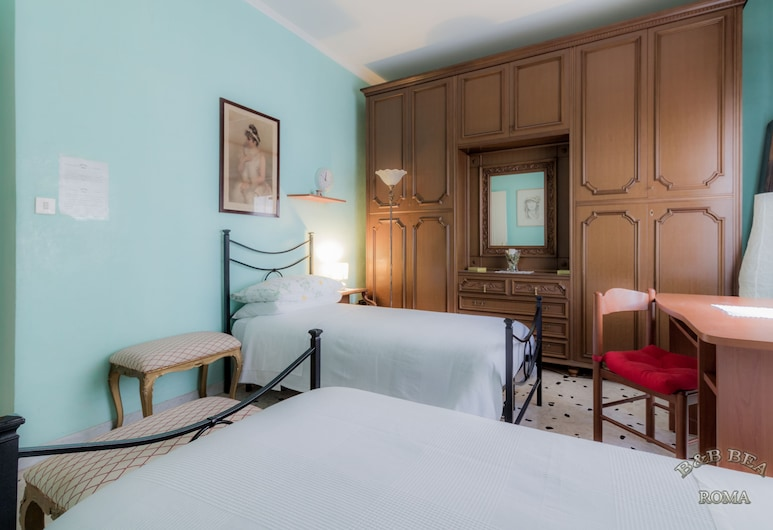B&B Bea Roma, Rome, Double Room, Guest Room
