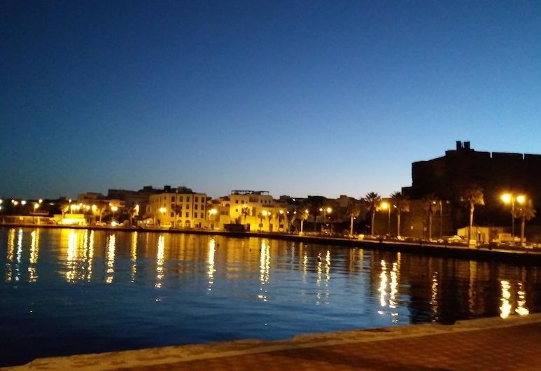 ブルー ムーン ホテル, Pantelleria, ホテルからの眺望