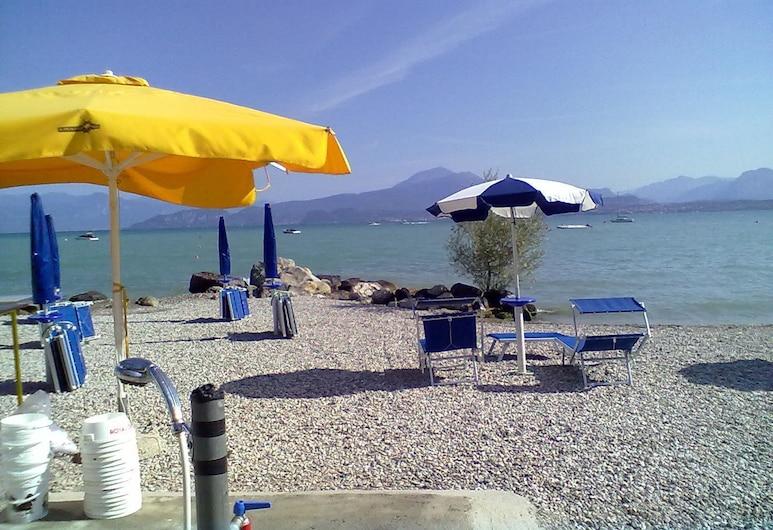 佛纳西酒店, 佩斯基耶拉 , 海滩
