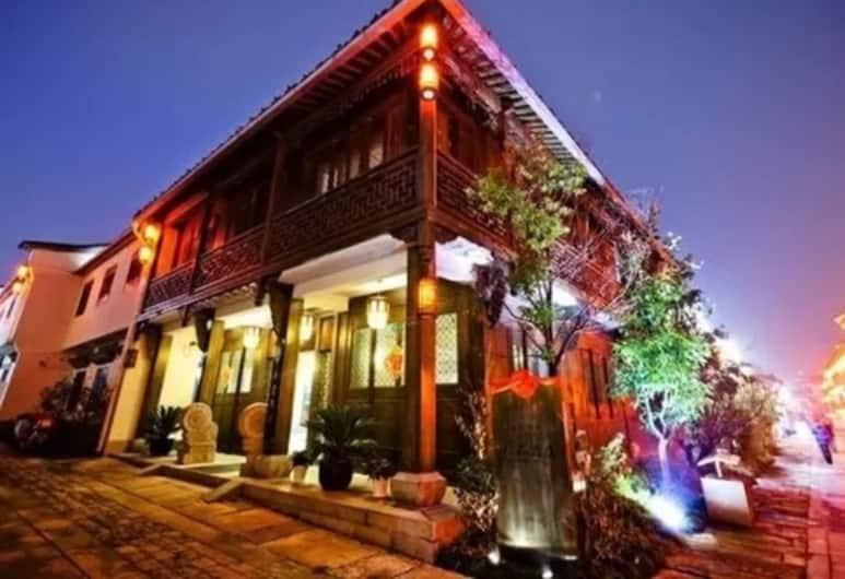 Xiangji Yinyu Boutique Hotel - Hangzhou, Hangzhou, Bagian Depan Hotel - Sore/Malam