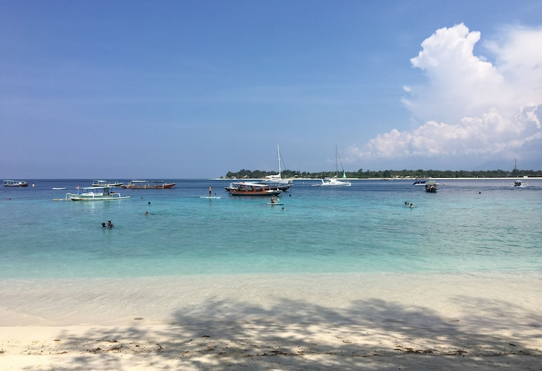 Gili Turtle Beach Resort, Gili Trawangan, Rand