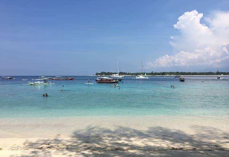 Gili Turtle Beach Resort, Gili Trawangan, Bungalow Deluxe, Chambre