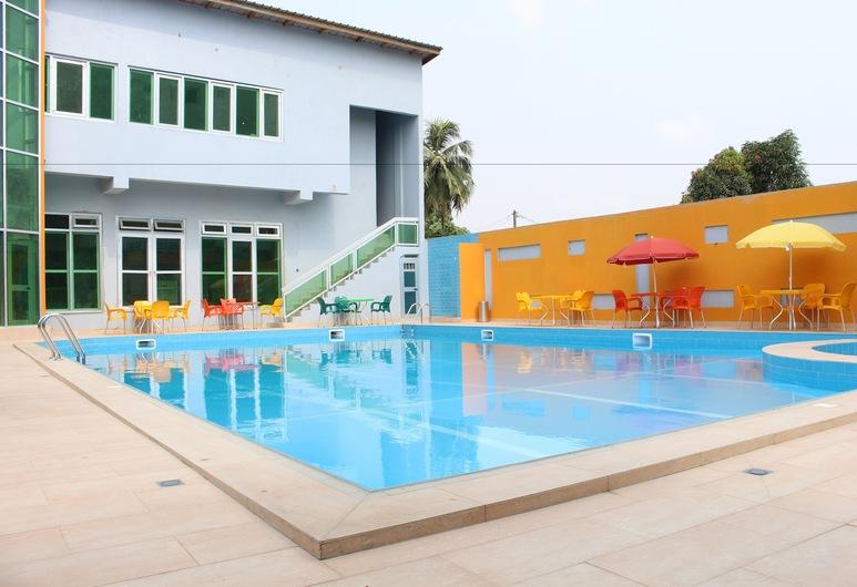 Paradisia Hotel, Abomey-Calavi, Piscina all'aperto