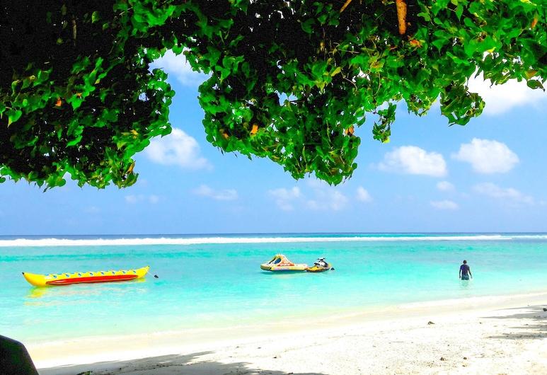 시선비치 호텔, 훌루말레, 해변