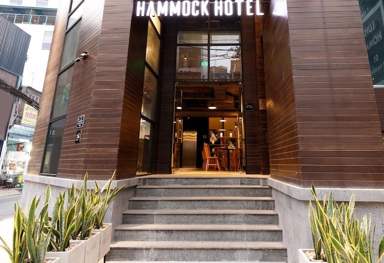 ザ ハンモック ホテル ベン タン, ホーチミン, ホテルのフロント