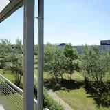 Семейный номер - Вид с балкона