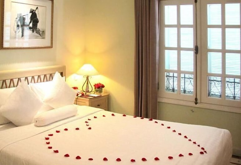 Ma Maison Boutique Hotel, Ho Chi Minh City, Gästrum