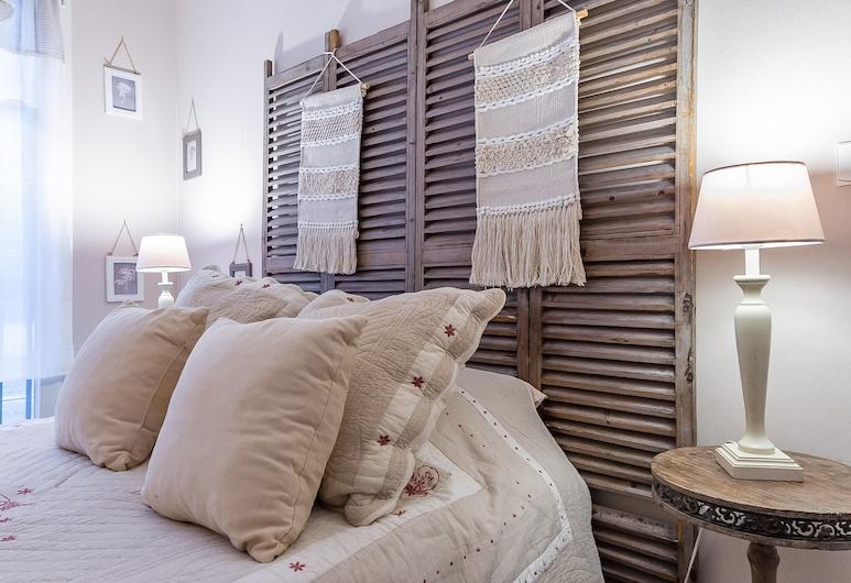 Frenila 2 bedrooms apartment - 8 people, Chessy, Appartamento familiare, 2 camere da letto (Frenila), Camera