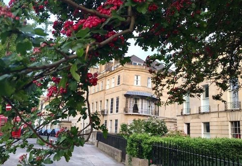 Grosvenor Apartments, Bath, Front of property