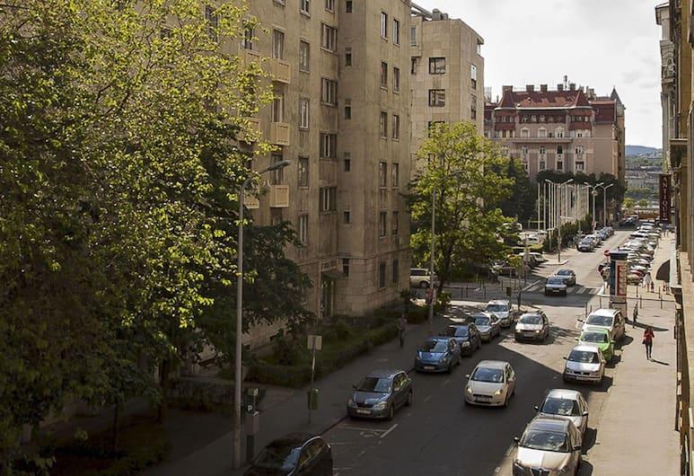 Aljotta Apartment, Budapešť, Apartmán, 2 spálne, balkón, Výhľad z izby