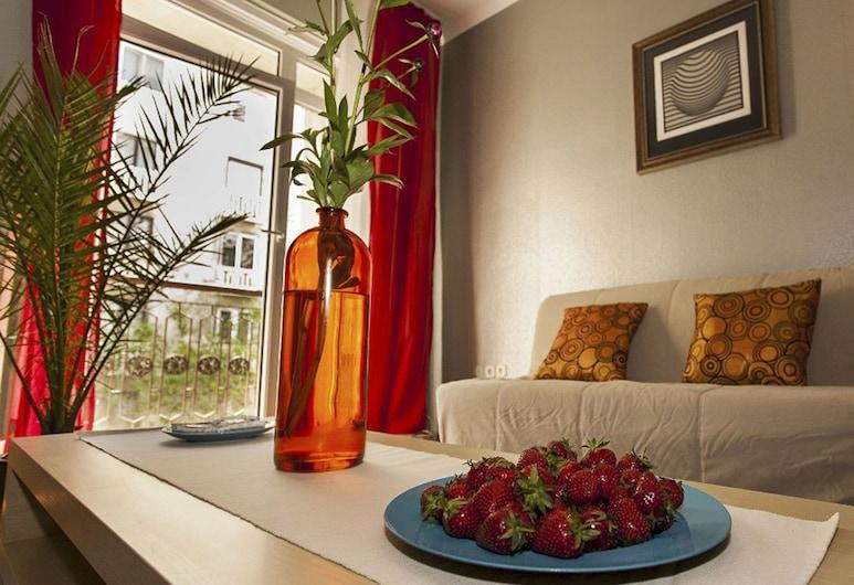 Aljotta Apartment, Budapešť, Apartmán, 2 spálne, balkón, Obývačka