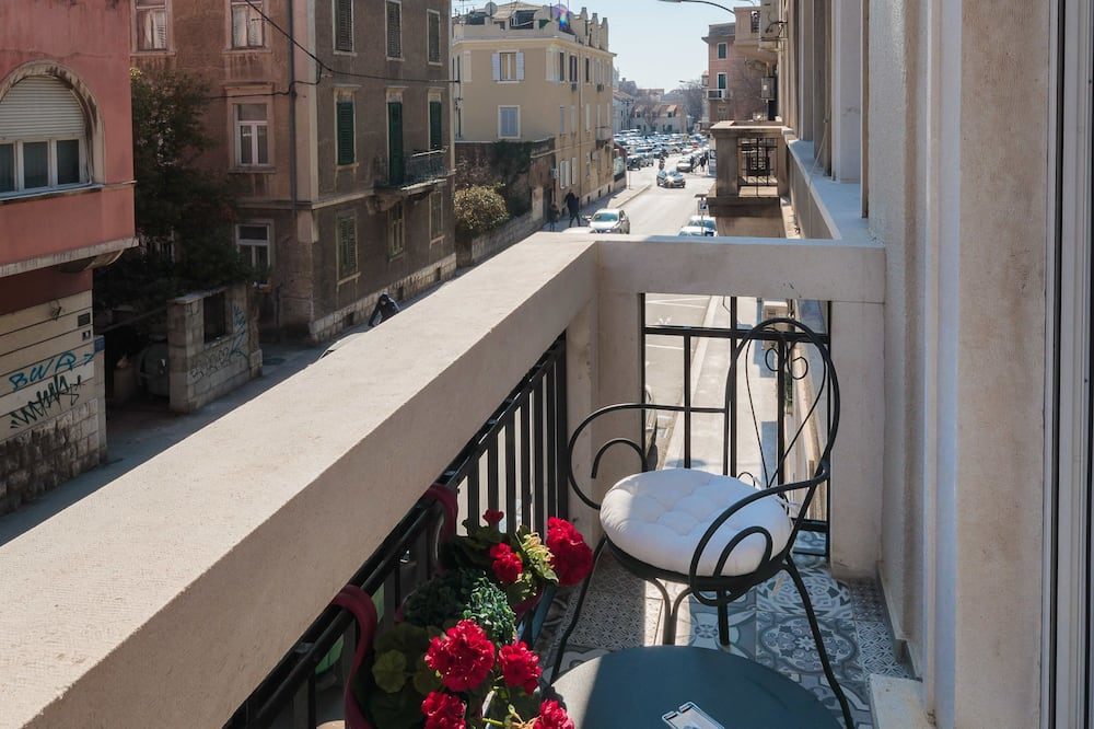 Suite Deluxe, balcon (VIP 2) - Chambre