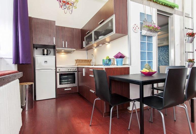 Egusi Apartment, Budapeszt, Apartament, 1 sypialnia, Powierzchnia mieszkalna