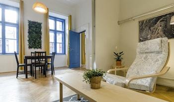 Foto di Chic Tarragon Apartments a Budapest