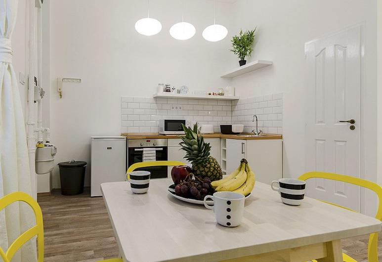 Clove Apartment, Budapešť, Apartmán, 1 spálňa, Obývacie priestory