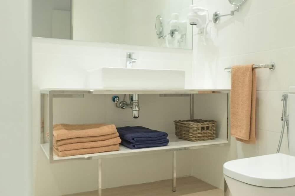 Lejlighed - privat badeværelse (Interior) - Badeværelse