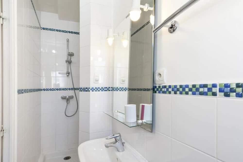 Apartament luksusowy, z łazienką, widok na miasto - Łazienka