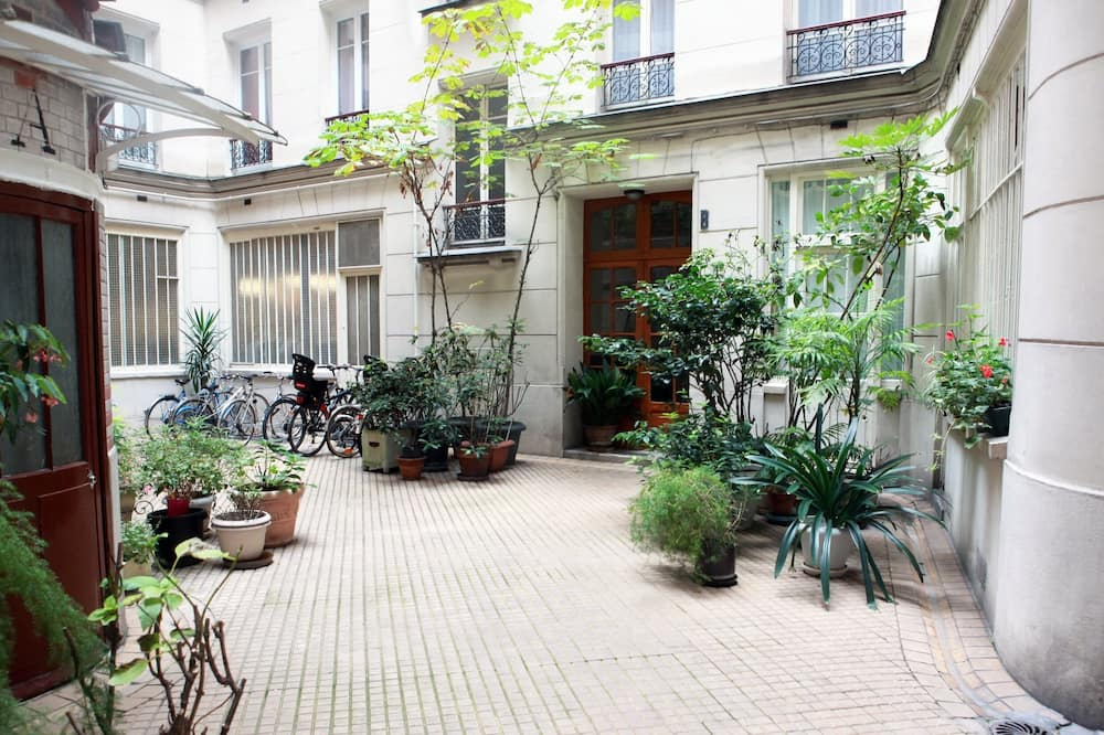 Apartament luksusowy, z łazienką, widok na miasto - Zdjęcie opisywane