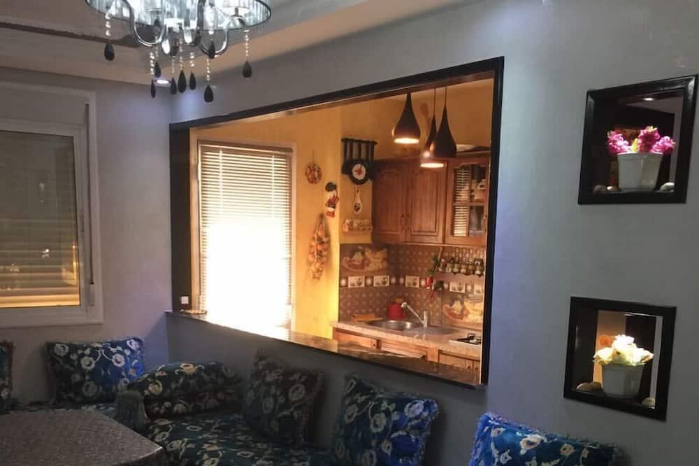 Economy-Apartment, 2Schlafzimmer - Wohnzimmer