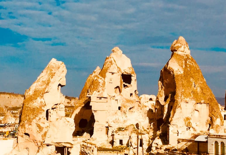 Mysterious Cave Suites, Nevsehir, View from Hotel