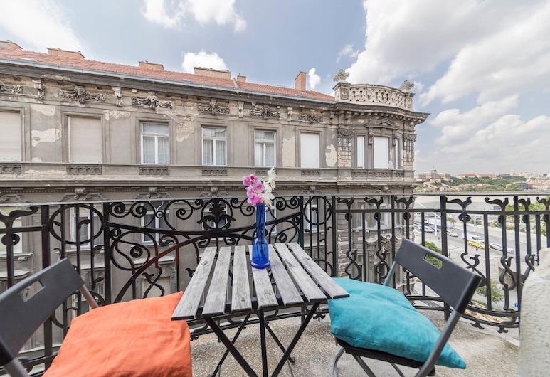 Cibere Apartment, Budapešť, Apartmán, 1 spálňa, Terasa