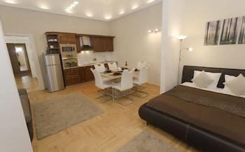 Bild vom Lohikeitto Apartment in Budapest