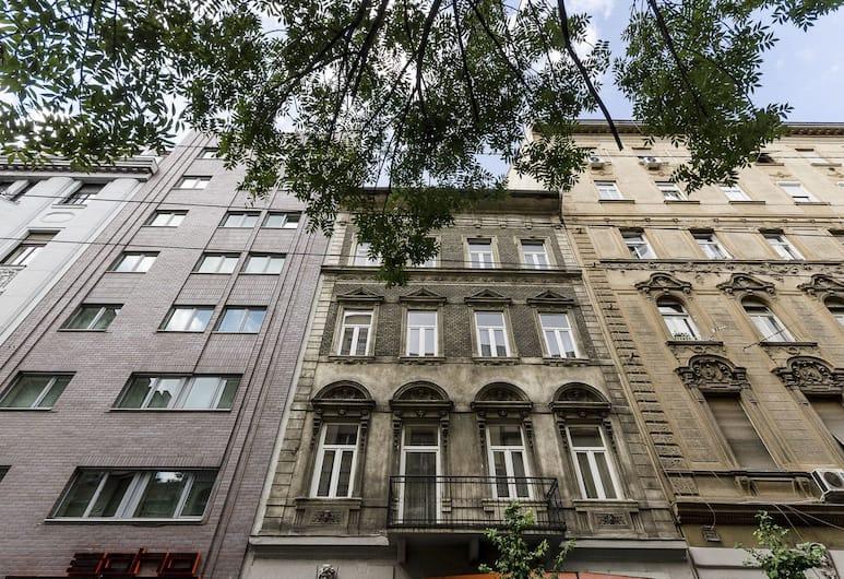 Almond Apartment, Budapest, Exteriér