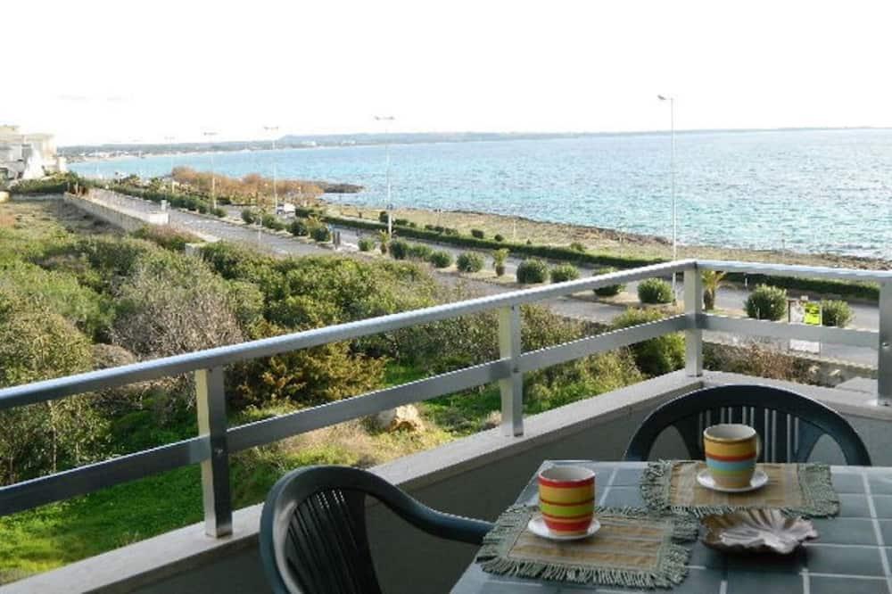 Panoramic Condo, 3 Bedrooms, Accessible, Smoking - Balcony