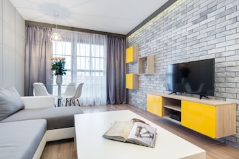 Mynd af Elite Apartments Spa Zone í Gdansk