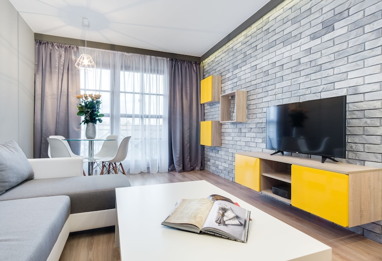 Elite Apartments Spa Zone, Gdansk
