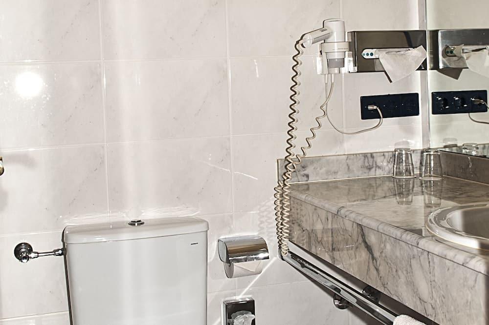 Comfort Δίκλινο Δωμάτιο (Double ή Twin), Θέα στην Πόλη - Μπάνιο